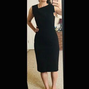 J Crew Black Promotion Dress